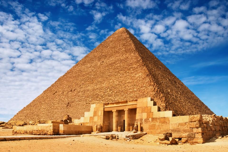 egypt piramida