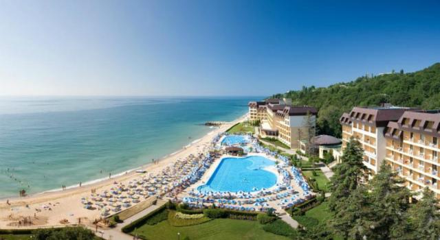 Відпочинок в Болгарії на морі 2018
